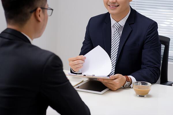 本部スタッフが定期的に派遣先を巡回し、教育・指導の徹底